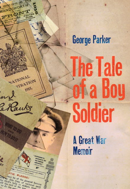 Tale of a Boy Soldier Book