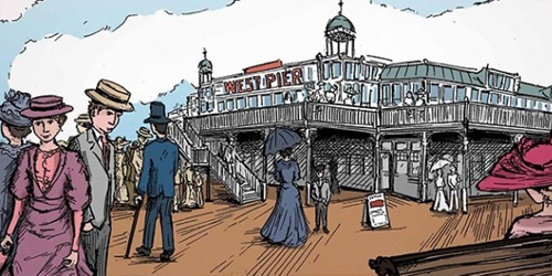 Brighton: The Graphic Novel