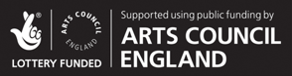 Funded By the Lottery and Arts Council England