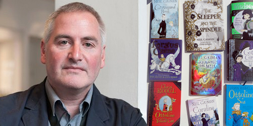 chris riddell QueenSpark Books