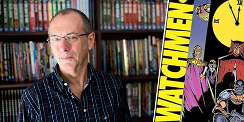 Dave Gibbons QueenSpark Books