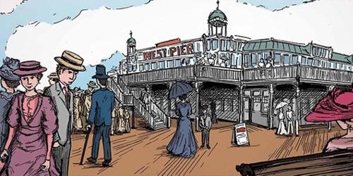 Brighton: The Graphic Novel