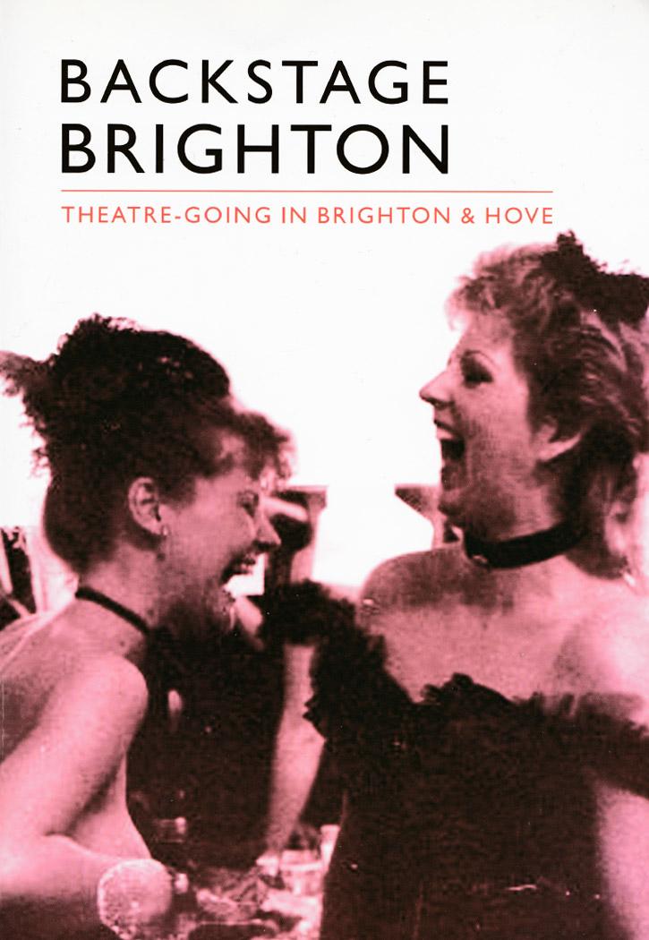 Back stage Brighton