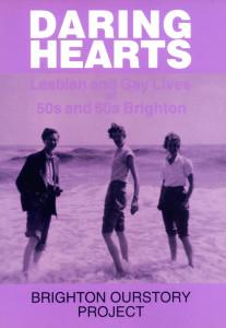 Daring Hearts QueenSpark books lesbian gay queer LGBT