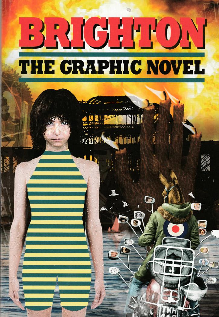 Brighton The Graphic Novel QueenSpark books